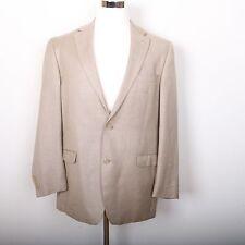 Chaps 44L 2 Button Sport Coat Men's Jacket Blazer
