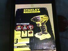 Stanley FatMax drill 18V 1.5Ah Li-ion Brushless Drill FMC647B-XJ
