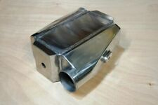 "Air to Water Intercooler A/W IC 3"" in/out Liquid Aluminum 4.5"" Core a2w 3inch"
