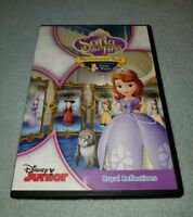 Sofia the First: The Enchanted Feast (DVD, 2014) *Disney