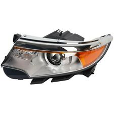 For 2011-2013 Ford Edge Left Driver Side Front Headlamp new Headlight