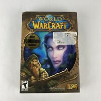 World of Warcraft 2004 PC Video Game Complete