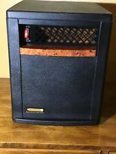 Eden Pure GEN 3 Quartz Infrared Portable Heater Model A 3729 900w Tested LOOK NR