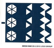 LEGO 8086 - Star Wars - Droid Tri-Fighter - STICKER SHEET