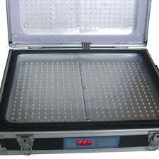 220V Photosensitive Plate Exposure Box Double Sides UV Light Exposure Machine