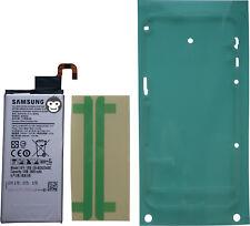 Genuine Samsung Galaxy S6 EDGE SM-G925 Battery EB-BG925ABE & BATTERY + BACK GLUE