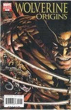 WOLVERINE ORIGINS #7 VARIANT COVER / DANIEL WAY / STEVE DILLON MARVEL COMICS
