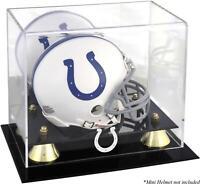 Indianapolis Colts Mini Helmet Display Case - Fanatics