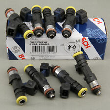 8x OEM Bosch 210lb 2200cc Fuel Injectors 0280158827 For Mazda Dodge Toyota GM