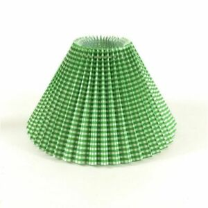 Pleated Vintage Japanese Table Lamp Shade Standing Desk Colorful Living Room