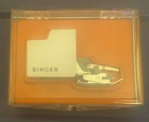 SINGER Smooth & Even SEWING MACHINE FOOT Style C-470