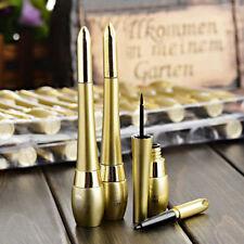 Waterproof Makeup Beauty Black Eyeliner Liquid Eye Liner Pen Pencil Cosmetic Set