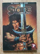 Slaine - Warrior's Dawn 2000AD Graphic Novel Pat Mills