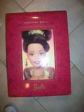 Holiday Ball Barbie Porcelain 1997
