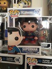 Superman #07 Dc Universe Pop Vinyl