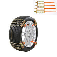 Universal Anti Skid Winter Tyres Chains Wheels Tyre Snow Mud Ice Car Suv Tire