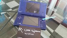 Nintendo DSi Metallic Blue Import Japan Handheld System w/ Dragon Quest Stylus