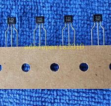 10pcs 2SA1115-T11-F 2SA1115 A1115 Mitsubishi PNP Audio Transistors TO92S