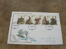 Cotswold 1977 First Day Cover / FDC - British Wildlife - Hedgehog / Hare +++