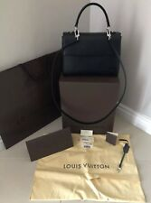 Authentic Louis Vuitton Cluny BB EPI Noir Handbag