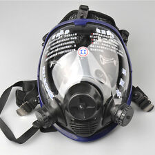 New Full Face Respirator Gas/dustProof Painting Spraying Mask For 3M 6800 Mask