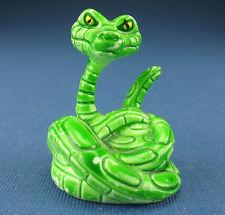 Dschungelbuch - Schlange Kaa - langer Augenstrich - 1985 - Ü-Ei Figur