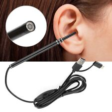 Dental Intraoral Digital Camera Otoscope Ear Nasal Endoscope with LED Light