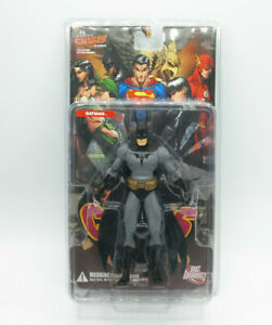 JLA Identity Crisis Batman Action Figure DC Direct New Free Shipping