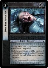 LOTR TCG Bloodlines Dark Fell About Him 13R178