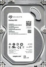 ST3000DM003 P/N: 2AE16L-568 F/W: 0001 TK ZDH Seagate Drsktop HDD 3TB