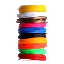 10 Pack PLA Filament 1,75 mm für 3D Stift Druckstift Drucker Farben Starter Set