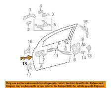 68620-02061 Toyota Check assy, front door, lh 6862002061