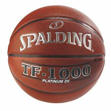 Spalding TF-1000 Platinum Basketball-OFFICIAL 29.5""