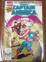 Captain America Annual #9 (1990, Marvel) VF/NM