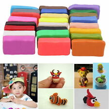 32 Pcs Soft Effect Polymer Clay Plasticine DIY Modelling Craft Art Toys FJ