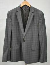 VERSACE COLLECTION Grey Suit Jacket, Size 52