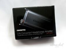 ONKYO portable headphone amplifier DAC-HA200 (B)