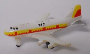 1987 Galoob Micro Machines Aircraft II Collection Boeing 747 Mini