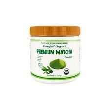 USDA Certified Organic Japanese Matcha Green Tea Powder, 5 oz
