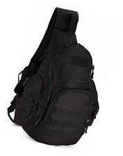 Dccn Sling Bag Pecho Molle Pack Senderismo Hombro Bolsa Resortera Táctica Hombre/Mujer