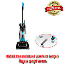BISSELL PowerForce Compact Bagless Vacuum, Upright Vacuum, Multi-Surface Cleaner