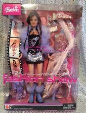 RARE FASHION SHOW TERESA BARBIE DOLL 2004 MATTEL G3675 MINT NRFB