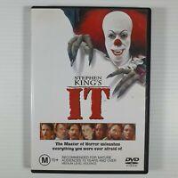 Stephen King's IT DVD Region 4 Horror