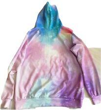 Psychedelic cosmic hoodie