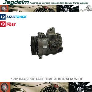 New Jaguar Air Conditioner Compressor XK 2006-2014 C2P25705