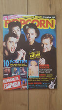 1989/08 Hungarian Magazine - Depeche Mode on cover + Madonna Simple Minds