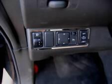 D Nissan Navara D40 Pathfinder Chrom Rahmen für Schalter Spiegel - Edelstahl pol