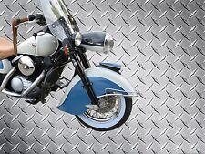 Front Fender - Kawasaki Vulcan 800 1500 Drifter Indian Style Motorcycle