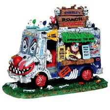 Lemax Spooky Town - Gurgles Roach Coach - NEW