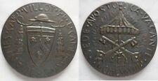 Vaticano medaglia 1° sede vacante 1978 bronzo